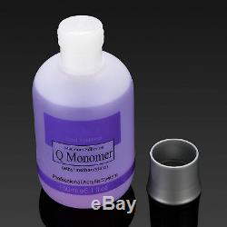 Nouveau 5 Bouteille Pro 150ml /5.1fl. Oz Liquid Monomère Professionnel Acrylique Système Nail