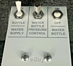 Nouveau DCI Dental Supply Kit De Contrôle D'eau Régulateur Bouteille D'eau Système Livrer