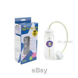 Nouveau Système D'alimentation Libre Podee Baby Bottle Feed 250ml 9oz Bottles USA