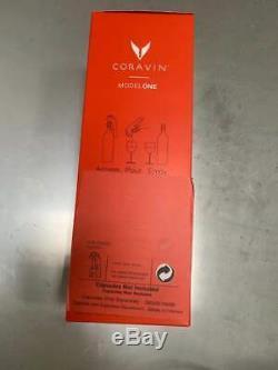 Nouveau Système De Conservation Du Verseur Pour Ouvre-bouteilles À Vin Coravin, Modèle One 1, Blanc