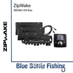 Nouveau Système De Contrôle De Trim Dynamique Zipwake Kb300-s Chine De Blue Bottle Marine