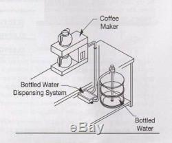 Nouveau Système De Pompe De Distribution D'eau En Bouteille 120vca