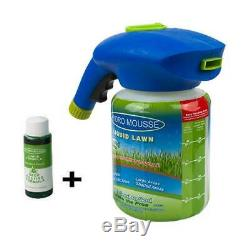 Nouveau Système De Semis Hydro-mousse Pour Système De Pulvérisation D'herbes F0t6 Pour Semences