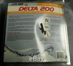 Nouveau Xlab Delta 200 Gorilla Système Unique De Bouteille Arrière