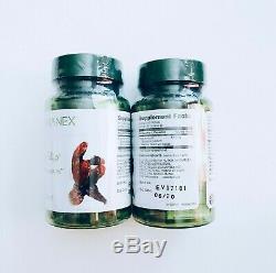 Nuskin Pharmanex Reishimax Reishi Max Bpl Pour Système Immunitaire 60 Gélules 2 Bouteille