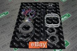 Nx Double N-tercooler Intercooler Spray Ring Système Avec Bouteille 10lb