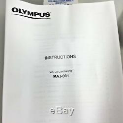 Olympus Maj-901 Bouteille D'eau Pour 140, 160, 180 Et 190 Systèmes, Et Oem Nouveau
