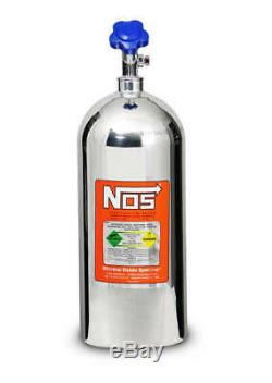 Oxyde Systems 10 Nitrous # Nos Bouteille Poli P / N 14745-pnos