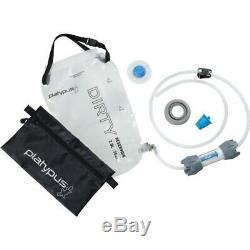 Platypus Gravityworks 2l Filtre Kit Bouteille Système