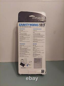 Platypus Gravityworks Bouteille 2.0l, Microfiltre Système New Opened Box