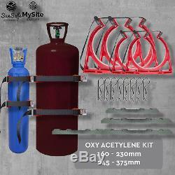 Porte-bouteille À Gaz Oxyacétylène Bottlechock Système De Retenue Fabriqué En Australie