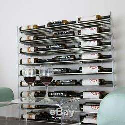 Présentoir Pour Bouteilles De Vin Vintageview E1-4-chrome 4 'evolution System 81, Chrome