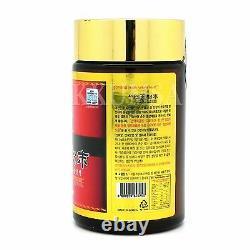 Pure 100% Coréen 6 Ans Roots Red Ginseng Powder 220g (110g X 2 Bouteille) Panax