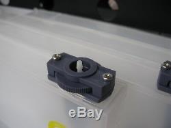 Roland Fh-740 / Xf-640 / Xr-640 Bulk Ink Système 4 Bouteille 8 Cartouche Continu