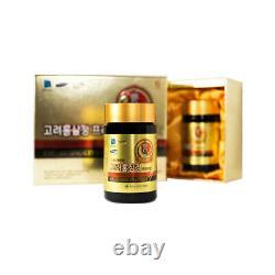 Sammahol Ginseng Rouge Coréen Boissons Vitalité (boissons De Root) 120ml X 10 Bouteilles Corée
