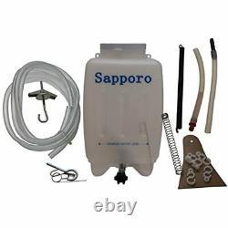 Sapporo Sp527/sp-527 Déminéralisateur De Chaussures Du Système De Repassage Vapeur De Bouteille D'alimentation Gravitationnelle