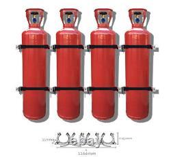 Support De Bouteille À Gaz En Bouteille Moyenne D D2 E E2 Système De Retenue Bottlechock