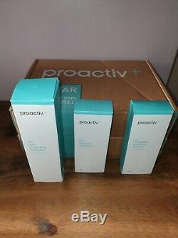 Système 3 Étapes Proactiv Skincare X 3 (9 Bouteilles Au Total)