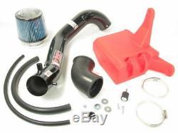 Système D'admission D'air Froid Injen Sp Avec Flacon D'essuie-glace 02-06 Acura Rsx Type-s (noir)