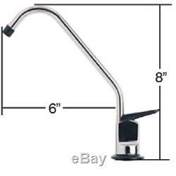 Système D'eau En Bouteille Flojet Bw5000 Plus Kit De Robinet Longue Portée, Chrome Flowjet