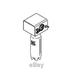 Système D'eau Simple Standard Isolé Par Asepsie DCI Avec 2 Bouteilles De 750 ML 8181