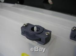 Système D'encre En Vrac 4 Bouteilles 8 Cartouches En Continu Pour Roland Fh-740 / Xf640 / Xr-640