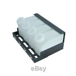 Système D'encre Pour Vrac Roland Re-640 / Ra-640 / Vs / Vs-300-420 4 Bouteilles 4 Cartouches