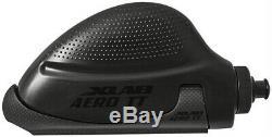 Système De Bouteille D'eau Et De Cage Xlab Aero Tt Cage Et Bouteille Stealth Black
