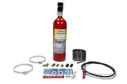 Système De Bouteille D'incendie 5lb Pull Safety Systems Prc-500