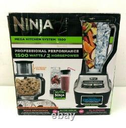 Système De Cuisine Ninja Mega 1500w Bl773