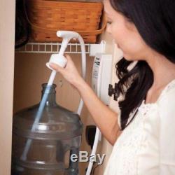 Système De Distribution D'eau Embouteillée Plus Bw5000 3-6 Gal. Distributeur De Pompe À Eau En Bouteille