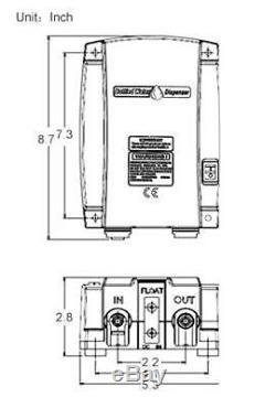 Système De Distribution D'eau En Bouteille Série 5000 Avec Système De Distribution À Entrée Simple