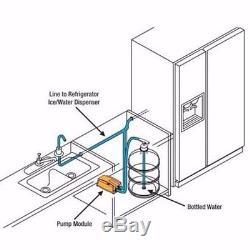 Système De Distribution De L'eau En Bouteille 110v Pompe À Eau En Bouteille Pompe À Eau Domestique