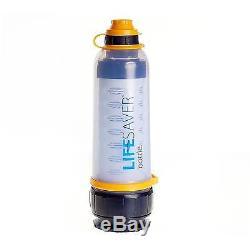 Système De Filtration D'eau Bouteille 4000uf Lifesaver
