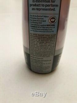 Système De Filtration D'eau En Bouteille Brita Sport 20 Oz Sans Bpa, Lot De 2 Neufs Scellés