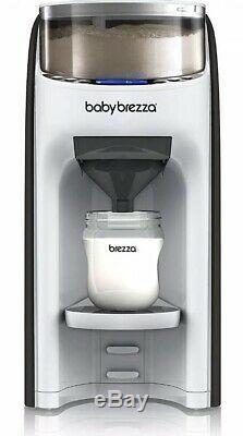 Système De Mélange Avancé Baby Brezza Formula Pro Prep Blanc / Noir Sans Bouteille