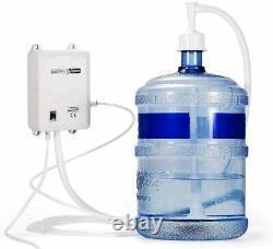 Système De Pompe De Distributeur D'eau Embouteillée Pour Réfrigérateur De Machine À Glaçons De Cafetière 220