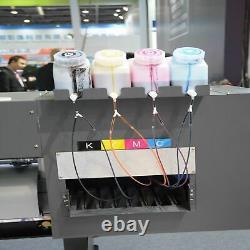 Système En Vrac Continu D'alimentation D'encre Pour Mimaki Jv33 De Jv5 4 Biberons, 8 Cartouche