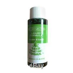 Système Ménage De Semis Liquide Spray Seed Soins Grass Shot Pelouse Nouveau Rapide Sh C1q0