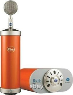 Système Microphone Bouteille Avec Cas Skb