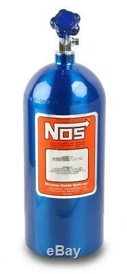 Systèmes D'oxyde Nitreux Bouteilles Nitreuses 14745nos 10 Lb Bleu Aluminium Nitrous Oxi