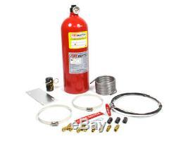 Systèmes De Sécurité Système Bouteille D'incendie 10lb Pull Withsteel Tubes P / N Prc-1010