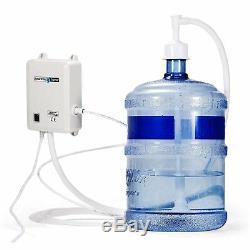 Tuyau De Pe De Flojet 20ft De Système De Pompe De Distribution D'eau Embouteillée De 220v 40psi 1 Gal / Minute