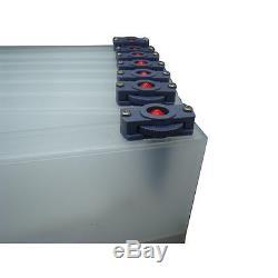 Usa-4 Bouteilles, 8 Cartouches Système D'encre En Vrac Roland Mimaki Mutoh