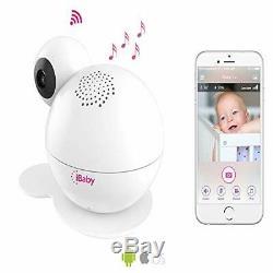 Wifi Baby Monitor M7 Lite, Caméra Vidéo De Baby Care Système Smart Avec Wi