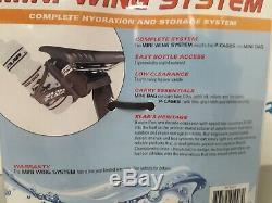 Xlab Mini Wing Kit Système D'hydratation Et De Stockage 2 Bouteilles P-cages Et Mini Sac Nouveau